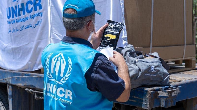 UNHCR Covid-19